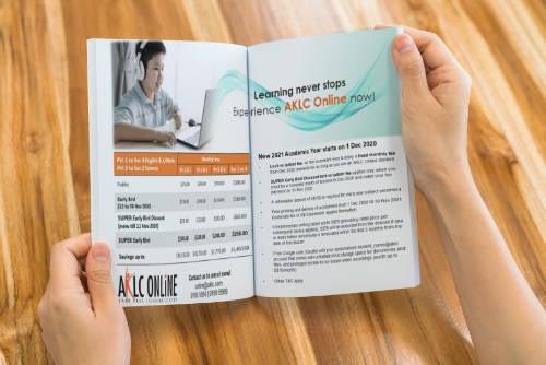 AKLC Rates Card