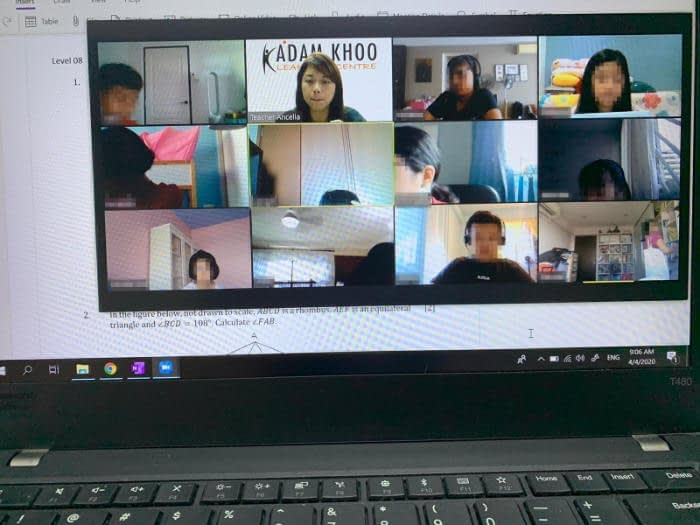 AKLC online learning experience