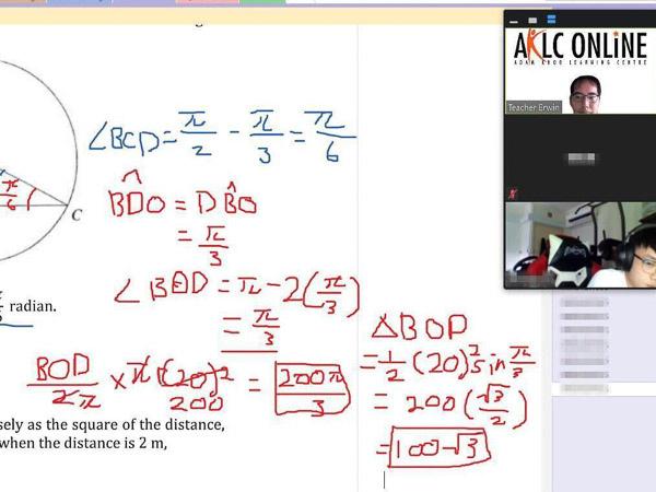 AKLC S4 Maths Mastery